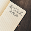 Picture of Booktalk Ideas Header