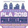 PLA 2018 Conference logo