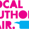Local Authors Fair logo