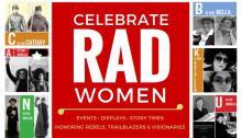 Celebrate Rad Women
