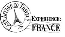 Experience France logo with Eiffel Tower