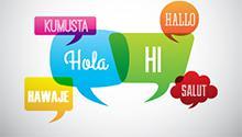 Hello Conversation Bubbles