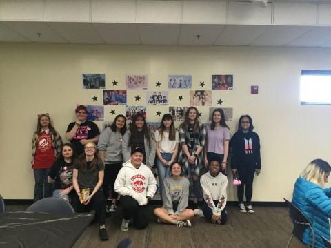Group photo of program participants