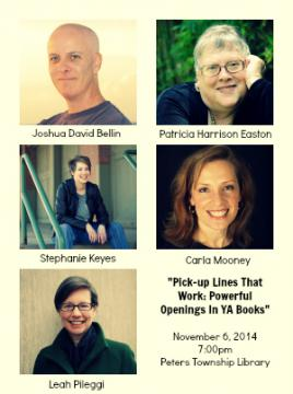 Author collage