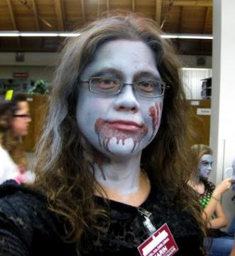 Event Organizer as Zombie