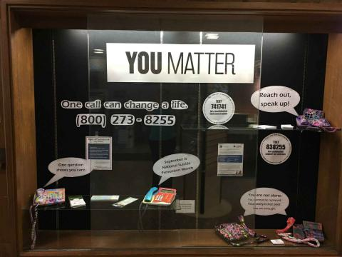 Library branch display