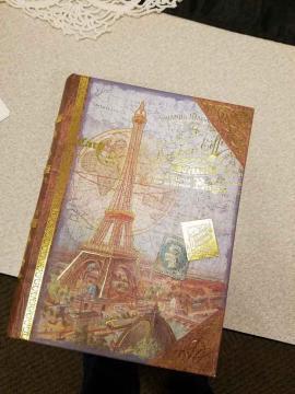 A fake book
