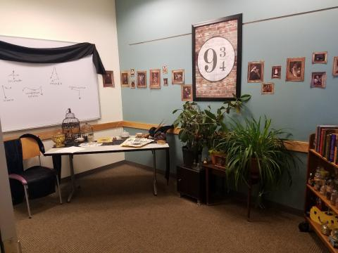Harry Potter Escape Room | Programming Librarian