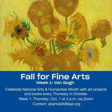 Van Gogh Flier