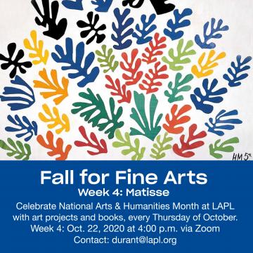 Matisse Flier