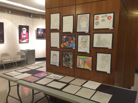 Creative Aging participants at BPL are offered a chance to showcase their work.