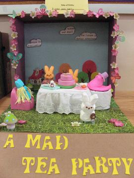 The Mad Peep Party