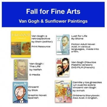 Van Gogh Library Resource List