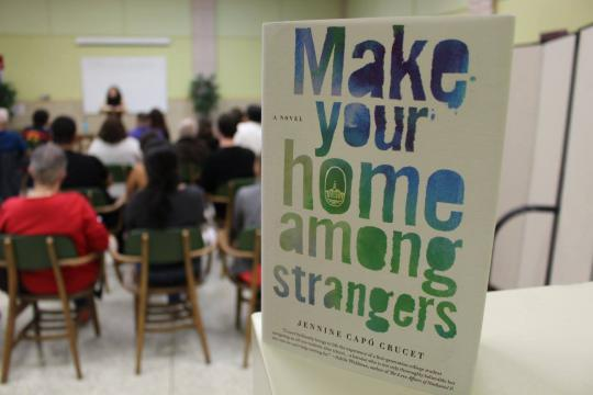 "Image of ""Make Your Home Among Strangers"" book"
