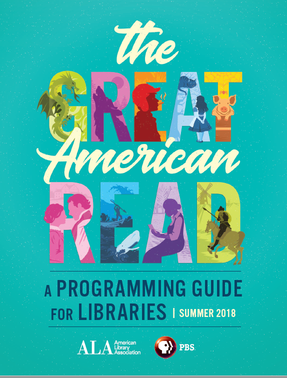 The Great American Read Programming Guide for Libraries - Summer 2018