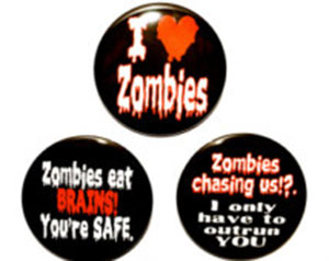 Zombie buttons